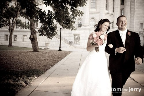 JerryCentral.com, Jerry Schmidt, Tom and Jerry Wedding Photgraphy, Kansas City Wedding Photography